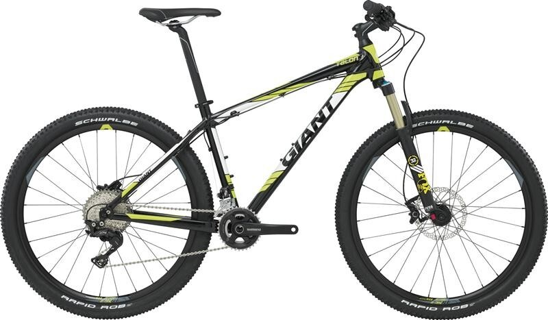Giant Talon 27.5 RC LTD (2016)